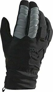 Fox Racing Forge Cold Weather Glove: Black 2XL