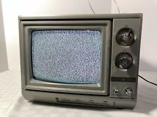 General Electric GE 8-0904 Television, Tested & Works