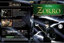 DVD Zorro 3 | rayures | Disney | Serie TV | Lemaus