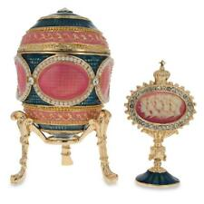 1914 Mosaic Royal Russian Egg