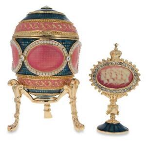 1914 Mosaic Royal Russian Egg