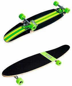 Longboard Line Green Neu Skateboard