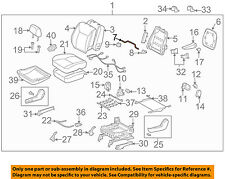 TOYOTA Genuine 71861-0C110-B0 Seat Cushion Shield