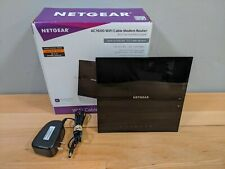NETGEAR C6250 1600Mbps 2-Ports Gigabit Wireless Modem Router (C6250-100NAS)