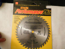"New irwin 10"" carbide blade 40 Tooth"