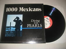 "1000 mexicans-diving for Pearls vinilo 12"" maxi"