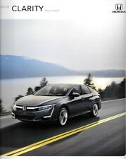 2018 Honda CLARITY PLUG-IN HYBRID sales brochure catalog 18 US PHEV