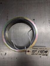 "5"", 150# Spiral Wound Gasket with Compression Ring"
