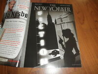 THE NEW YORKER MAGAZINE_Summer Fiction Issue-2013-Mint