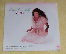 RITA COOLIDGE PICTURE SLEEVE 45 RPM RECORD ALBUM ONLY YOU KNOW & I KNOW AM-2058