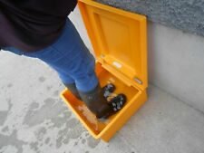 Disinfectant Boot Bath/Boot Dip / BIOSECURITY Foot Dip -  PROTECT YOUR LIVESTOCK