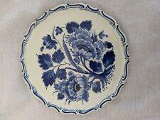 Delft Dutch Blue & White Plate