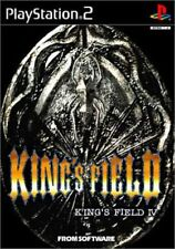 King's Field IV 4 (2001) Brand New Factory Sealed Japan Playstation 2 PS2 Import