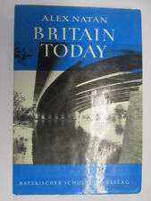 Good - Britain Today - Natan, A 1965-01-01 Signed by author. Wear and tear to du