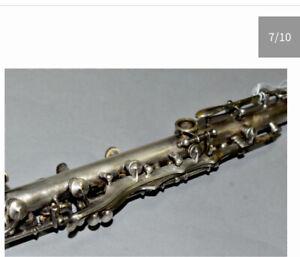 Vintage Supertone Clarinet