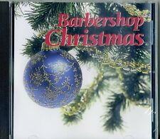 BARBERSHOP CHRISTMAS - CD - BRAND NEW