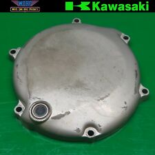 2001 Kawasaki KX125 Outer Clutch Cover Right Side Crankcase Housing 1999-2002