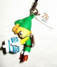 Yujin The Legend of Zelda Mascot Phone Strap Gashapon Figure Link A