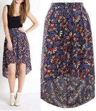 Monsoon Knee Length Polyester Skirts for Women
