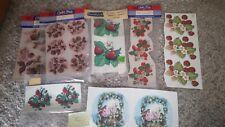 Ceramic Decals Fruit/Strawberrys  C