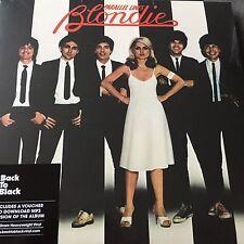 Blondie - Parallel Lines - Reissue 180 Gram + mp3 codes Vinyl LP  - New & Sealed