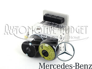 ABS Hydro Pump Mercedes Benz E320 E500 E55 AMG - OEM REMAN