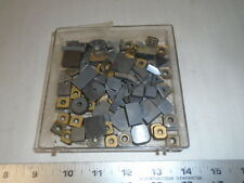 MACHINIST TOOLS LATHE MILL Machinist Unico Lot of Heavy Carbide Inserts