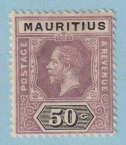 MAURITIUS 155  MINT HINGED OG * NO FAULTS VERY FINE !