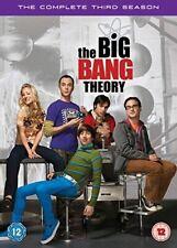 , The Big Bang Theory - Season 3 [DVD] [2010], Like New, DVD