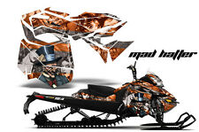 AMR Racing Sled Wrap Ski Doo Rev XM Snowmobile Graphics Kit 2013-2016 MADHATTER