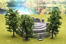 New Ziterdes 25mm  Terrain Magic Forest 3 Deciduous Trees Dwarven Forge D&D