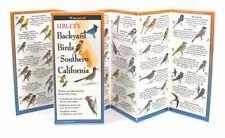Foldingguides: Sibley's Back. Birds of Southern California Vol. 121 (2015,...