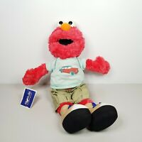 New Elmo Gund Nicole Miller Plush Toy RARE HTF BNWT 2005 Sesame St 38cm