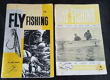 Fly Fishing & Bay Fishing Lance Wedlick - 1960s