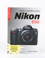 MAGIC LANTERN GUIDES NIKON D50, 2006 (MISSING THE WALLET CARD)/204543