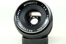 35mm F2.8 Hanimex Lens M42 Mount!!!