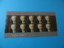 Stamps GERMANY * SC 2517 * Sht of 10 * Pres. Theodor Heuss * MNH * 2009