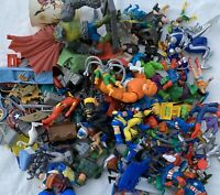 Marvel DC Action Figure big lot others accessories weapons play set part piece