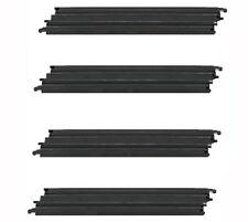 "Micro Scalextric 1:64 PISTA RICAMBI-G101 / L7553 - 15 ""LONG STRAIGHT x 4"