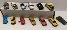 Volkswagen Lot of 13 VW Beetle Golf 1600 Rabbit Brasilia Rally Hot Wheels -B34