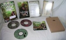 Asheron's Call 2 : Fallen Kings (PC 2002) Game Key Control,Legend,Manual, 3 disc
