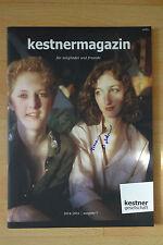Nan Goldin Autogramm signed Kestnermagazin