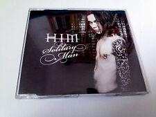 "HIM ""SOLITARY MAN"" CD SINGLE 1 TRACKS"