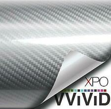VVivid Vinyl Epoxy Gloss Carbon Series Architectural Film (Sample 2.5in x 5in)