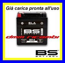 Batteria BS SLA Gel PIAGGIO LIBERTY 50 4T 00>03 modifica pronta x uso 2000 2003