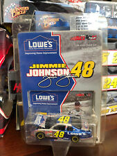 2002 Jimmie Johnson Lowes Rookie car 1:64 Action HO
