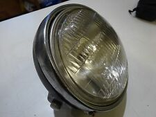 YAMAHA XV 900 STANLEY HEADLIGHT BUCKET, CHROME RING, LIGHT & PLUG--# 001-1269