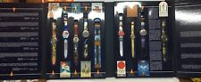 1996 Atlanta Olympic Swatch Watch Boxed Set 9 Actual Watches