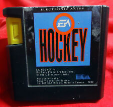 EA Hockey - Electronic Arts 1991 - SEGA Mega Drive - PAL