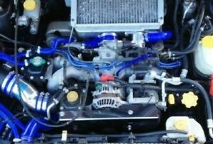 Formula Power Per Subaru Forester Turbo 2.0 16v 10mm Prestazioni Gara Cavo Set